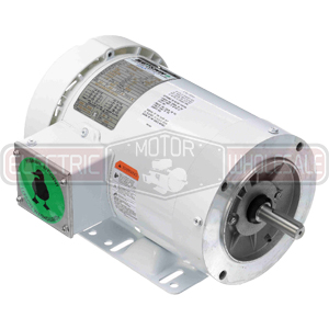 1.5HP LEESON 1800RPM 145TC TEFC 3PH MOTOR 121871.00