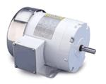 1/2HP LEESON 1725RPM 56 TEFC 3PH MOTOR 112427