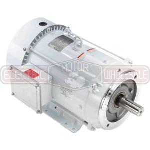 10HP LEESON 1800RPM 215TC TEFC 3PH MOTOR 140821.00