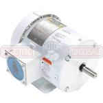 3/4HP LEESON 1800RPM 56 TEFC 3PH MOTOR 112428.00