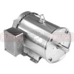3HP LEESON 3600RPM 182TC TEFC 3PH MOTOR 132203.00