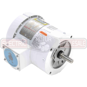 1/2HP LEESON 1800RPM 56C TEFC 3PH MOTOR 116644.00