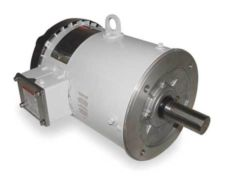 5HP LEESON 1750RPM 184TC TEFC 3PH MOTOR G131597.00