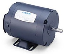 1/6HP LEESON 3450RPM 42 TENV 3PH MOTOR 092014.00