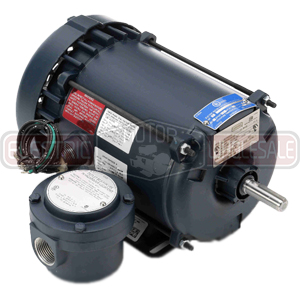 3/4HP LEESON 3600RPM 56 EPFC 3PH MOTOR 111937.00