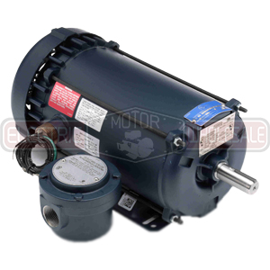 1.5HP LEESON 3600RPM 143T EPFC 3PH MOTOR 121914.00
