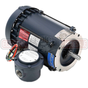 3/4HP LEESON 3450RPM 56C EPFC 1PH MOTOR 111097.00