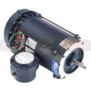 3/4HP LEESON 3600RPM 56J EPFC 1PH MOTOR 116186.00