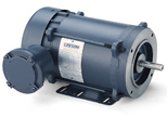 1HP LEESON 3450RPM 56C EPFC 3PH MOTOR 114631