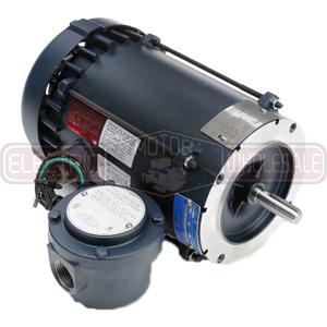 3/4HP LEESON 1800RPM 56C EPFC 3PH MOTOR 111935.00