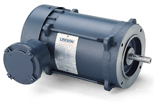 1HP LEESON 3450RPM 56C EPFC 3PH MOTOR 111943