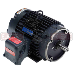 20HP LEESON 3600RPM 256TC EPFC 3PH MOTOR 825078.00