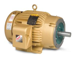 2HP BALDOR 1165RPM 184TC TEFC 3PH MOTOR CEM3664T