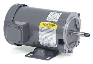 1/2HP BALDOR 3450RPM 56J OPEN 3PH MOTOR CJM3107