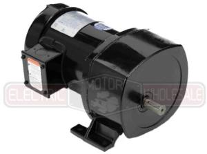 1/3HP LEESON 18RPM TEFC 3PH P1100 PARALLEL GEARMOTOR 107025.00