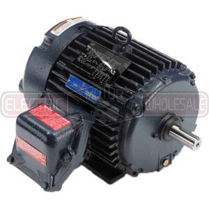 75HP LEESON 3600RPM 365TS EPFC 3PH MOTOR 825106.00