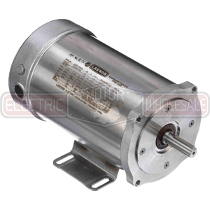 3/4HP LEESON 1200RPM 56C TENV 3PH MOTOR 117276.00