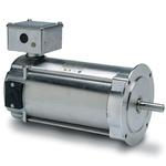 1HP LEESON 1750RPM 80D IP55 IEC 180VDC MOTOR 109090