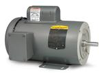 2HP BALDOR 3450RPM 145TC TEFC 1PH MOTOR CL3515T