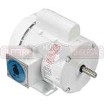 1HP LEESON 1740RPM 143T TEFC 1PH MOTOR 120589.00