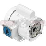 1.5HP LEESON 3450RPM 56C TEFC 1PH MOTOR 113584.00