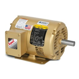 1.5HP BALDOR 1750RPM 56 OPEN 3PH MOTOR EM31154A
