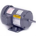 1/8HP BALDOR 1725RPM 42 TEFC 3PH MOTOR M3353