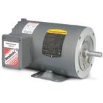1/3HP BALDOR 3450RPM 56C TENV 3PH MOTOR CNM3457