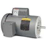 1/2HP BALDOR 2850RPM 56C TEFC 1PH MOTOR VL3503-50