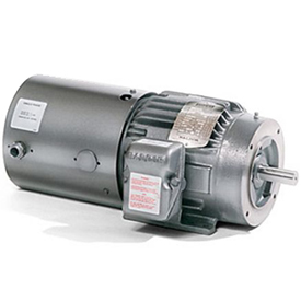 1HP BALDOR 1760RPM 143TC TEBC 3PH MOTOR IDM3581T-5