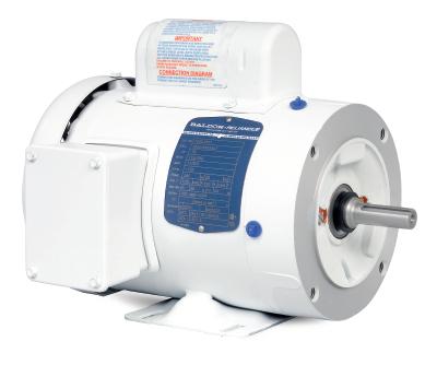 Baldor cwdl3504 for Baldor 1 5 hp single phase motor