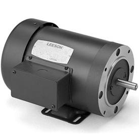 3450 RPM AC MOTOR 208-230V//460V 1HP 3PH 56C//TEFC WITH BASE