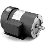 1.5HP LINCOLN 3450RPM 56C TEFC 230/460V 3PH MOTOR LM24135