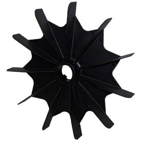 003546.01 LEESON External Plastic Cooling Fan