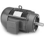 5HP LINCOLN 1750RPM 184TC TEFC 208-230/460V 3PH MOTOR LM16825