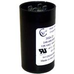 003018.01 LEESON START CAPACITOR 118MFD 115VAC