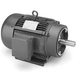 5HP LINCOLN 3450RPM 184TC TEFC C-FACE 3PH MOTOR LM62019