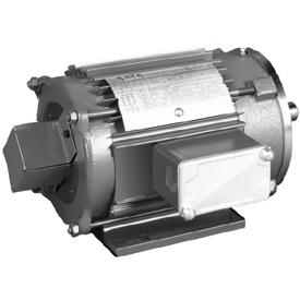 1HP LINCOLN 900RPM 184TC TENV 3PH MOTOR LM06105