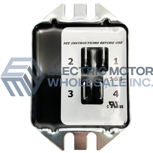 002785.04 LEESON 115VAC 50A SOLID STATE SINPAC SWITCH