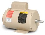 1HP BALDOR 3450RPM 56 TEAO 1PH MOTOR AFL3521A