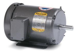 2/1HP BALDOR 1725/850RPM 184T TEFC 230V 3PH MOTOR M1506T
