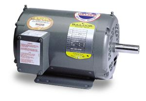 .75/.33HP BALDOR 1725/1140RPM 56 ODP 230V 3PH MOTOR M1019