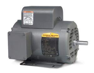 5HP BALDOR 1725RPM 184T OPEN 1PH MOTOR L1410TM
