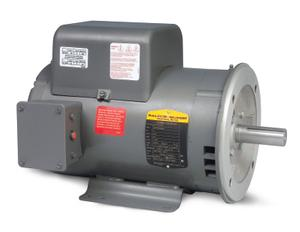 1.5HP BALDOR 3450RPM 56C OPEN 1PH MOTOR PCL1313M