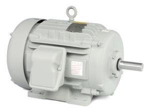 1HP BALDOR 1750RPM 182 TENV 3PH MOTOR AEM3683-4