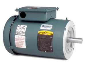 1HP BALDOR 1760RPM 143TC TEFC 3PH MOTOR VEUHM3546T-G