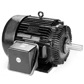 200HP LINCOLN 1750RPM 449T TEFC 3PH MOTOR LM33035