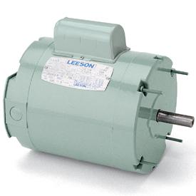 1/2HP LEESON 1625RPM 48Y TENV 1PH MOTOR M090086.00