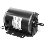 1/2HP LEESON 850RPM 56C TENV 3PH MOTOR 116201