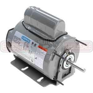 1/4HP LEESON 1075RPM 56Z TEAO 1PH MOTOR 100805.00